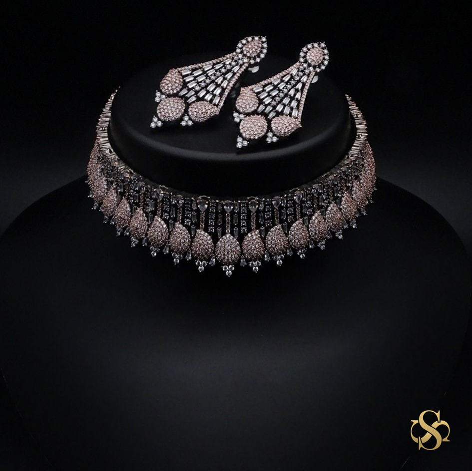 american-diamond-necklace