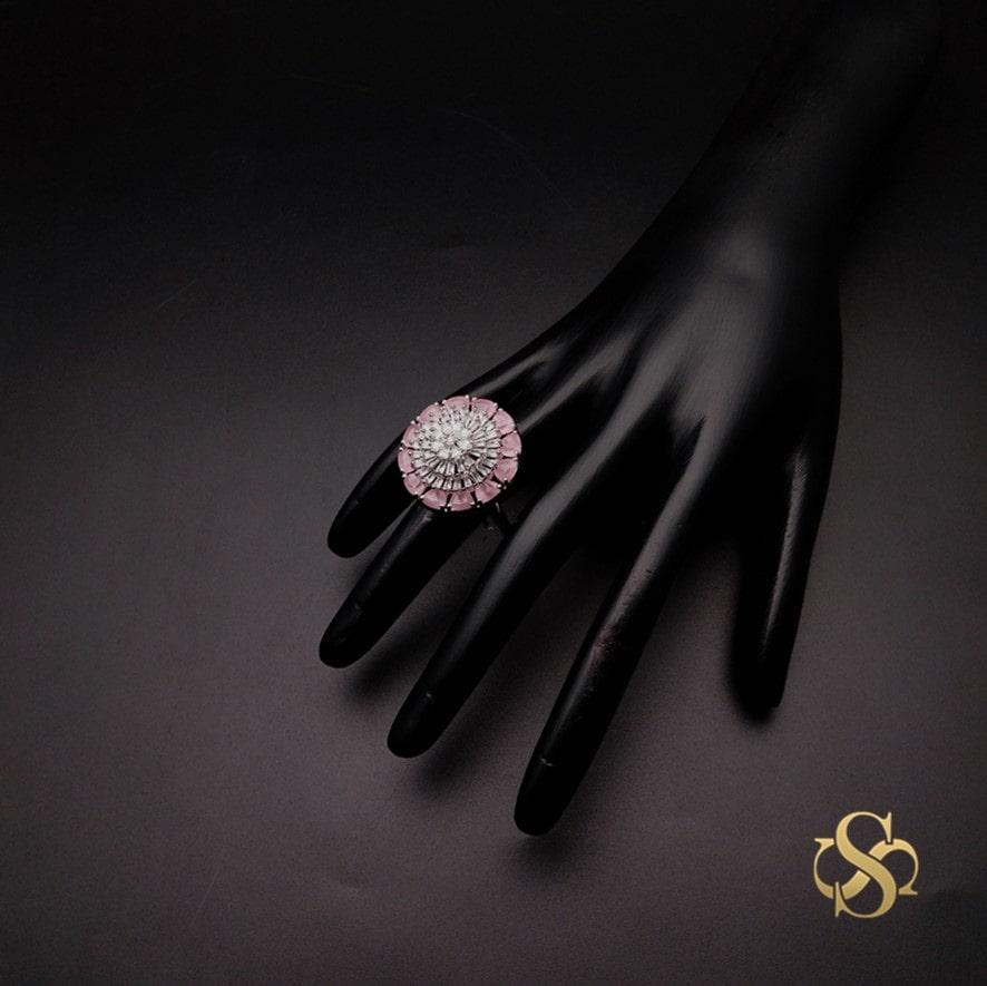 Buy-American-Diamond-Finger-Ring-Online-India