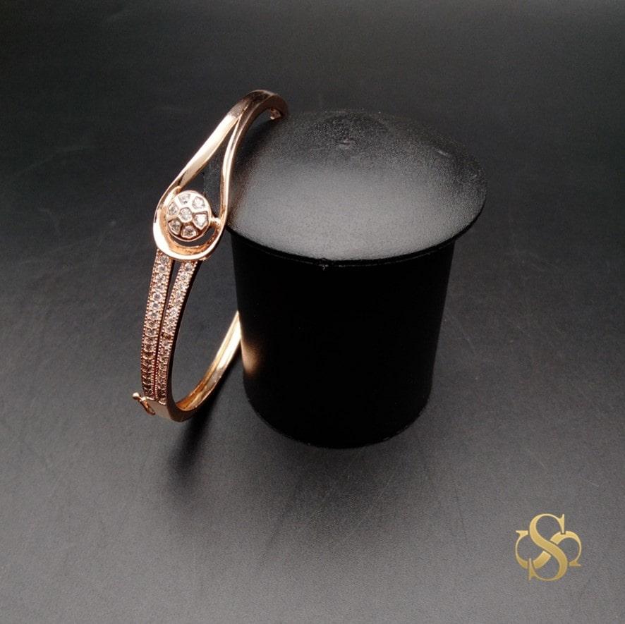 american-diamond-kada-sets