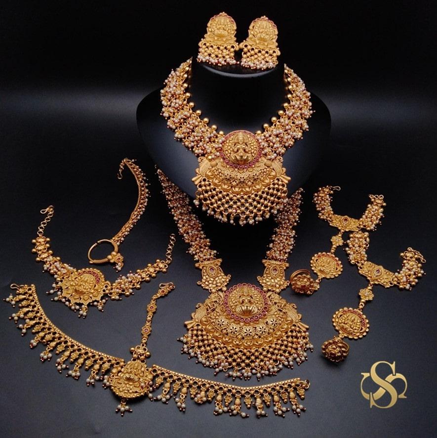 Buy-Bridal-Set-Online-India