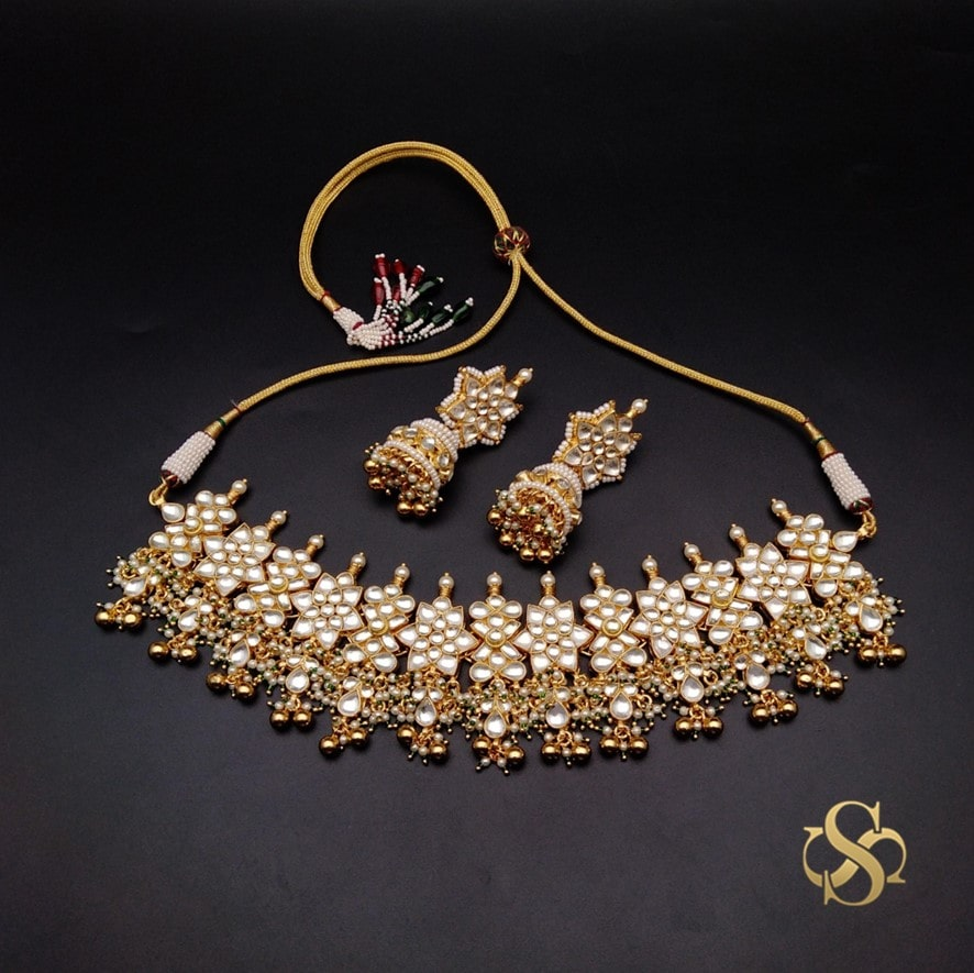 Buy-Kundan-Choker-Online-India