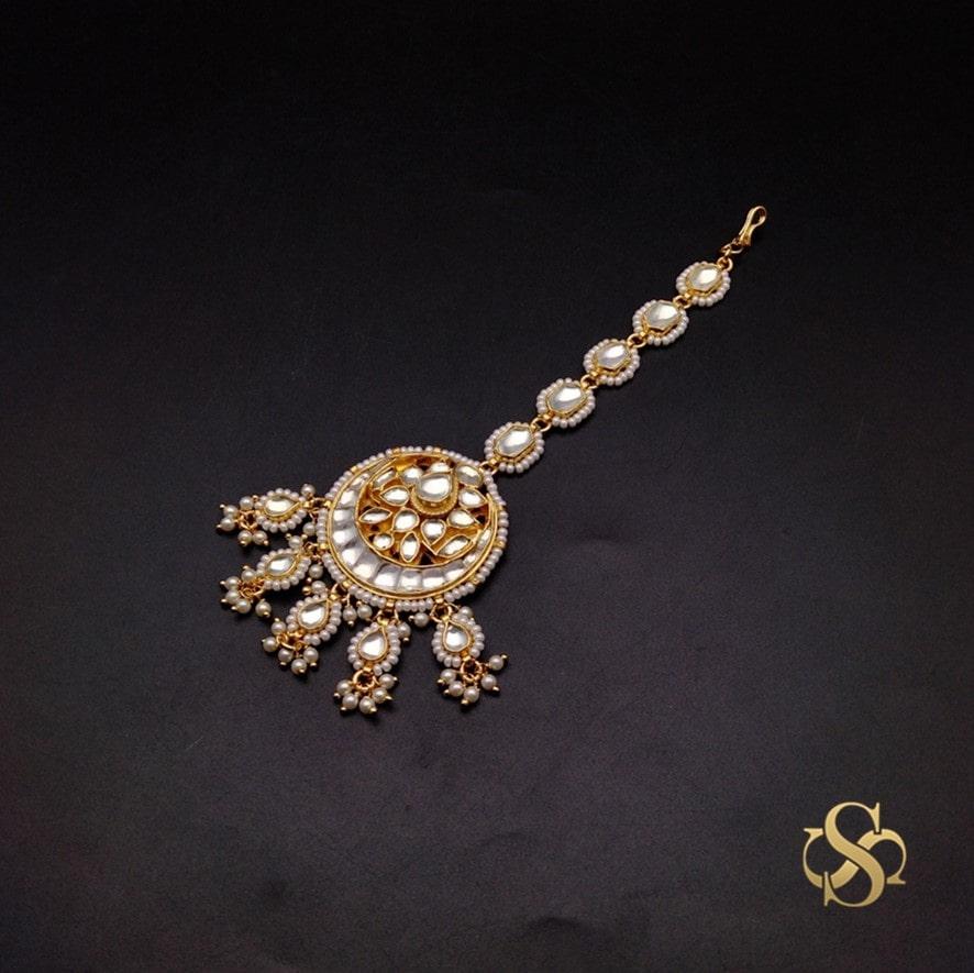 Buy-Kundan-Tika-Online-India