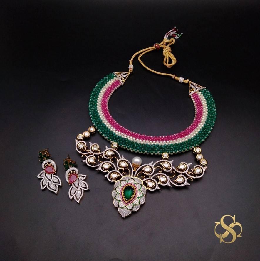 Buy-Kundan-Necklace-Set-Online-India